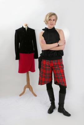 mode nach maß, Isabell Herzogenrath
